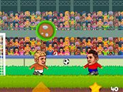 4 Player Heads Soccer
