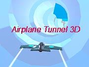 Airplane Tunnel 3D