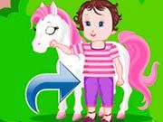 Baby Lisi Pony Care