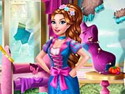 Barbie Princesa sastre