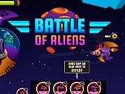 Battle of Aliens