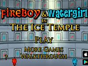 Fireboy and Water Girl 5: in The Ice Temple