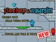 FireBoy and WaterGirl 10