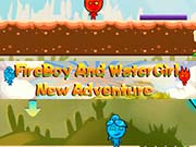 FireBoy and WaterGirl 8: New Adventures