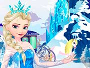 Frozen Elsa Hidden Objects