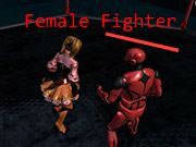 Girl - Female Fighter