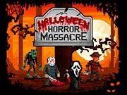Massacre d'Horreur d'Halloween