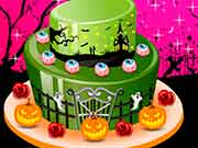 Halloween Special Cake