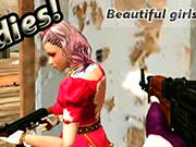 Lady shooters