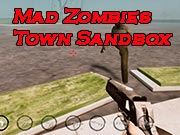 Mad Zombies Town Sandbox