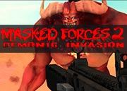 Masked Forces 2: Demonic Invasion