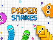 Serpents en papier