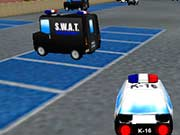 Police Cars Parking 3D