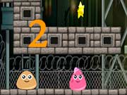 Pou And Princess Night Adventure 2