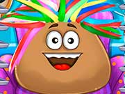 Pou Real Haircuts