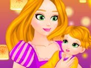 Rapunzel Newborn baby Real Care