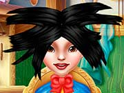 Snow White Real Haircuts