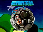 Mario Earth Survival