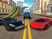 SUV Cars Parking 3D simulator
