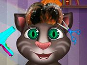 Talking Tom Hairdresser