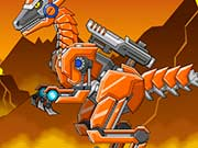 Toy War Robot Raptors