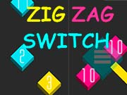 Zig Zag Color Switch
